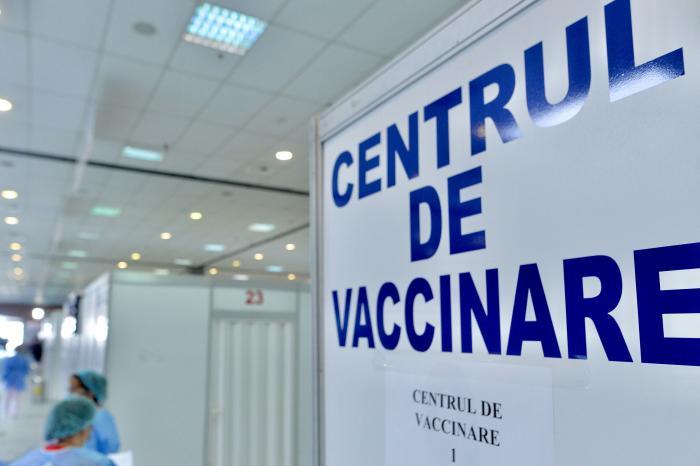 Personal medical poate fi vazut in Centrul de Vaccinare Romexpo din Bucuresti