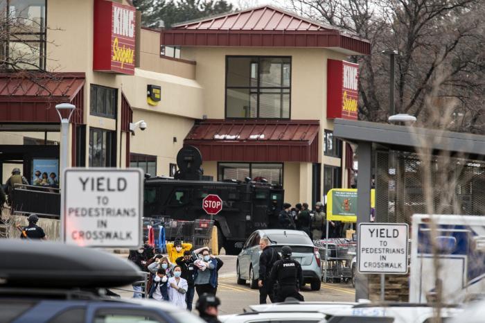 Zece oameni au murit în atacul din Boulder, Colorado