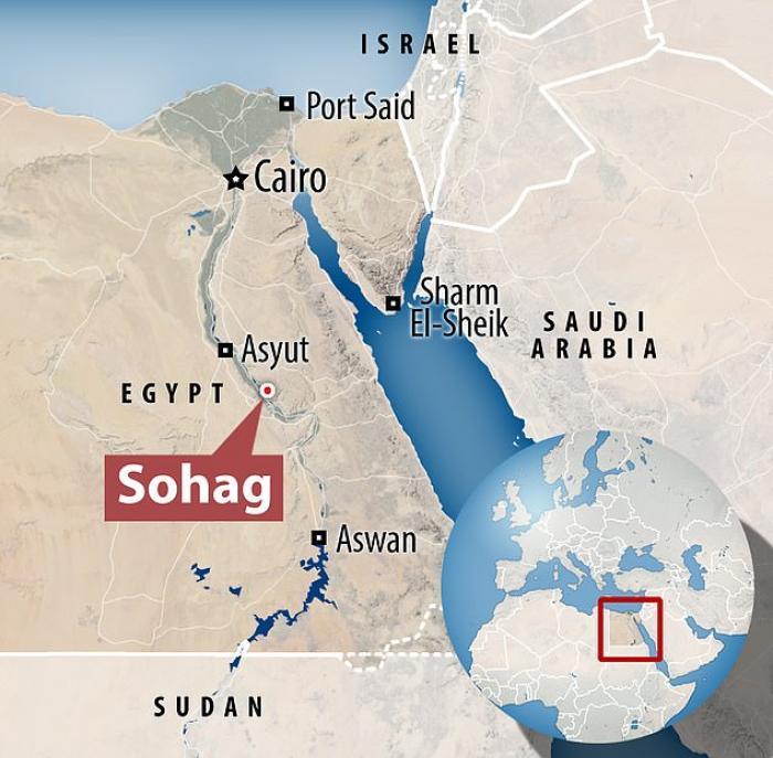 Zeci de morţi şi răniţi în Egipt, după ce două trenuri de pasageri s-au ciocnit în apropierea oraşului Sohag
