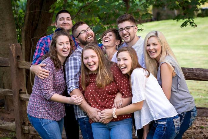 Familia lui Julie
