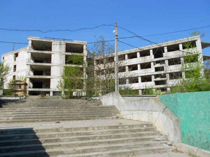 Academie de Muzică ridicată pe ruinele a ceea ce ar fi trebuit să fie Spital Regional de Urgenţă din Cluj