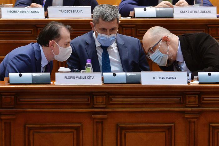 Coaliția de guvernare a ajuns la un consens, după semnarea unui nou pact. USR-PLUS va face astăzi nominalizarea pentru Ministerul Sănătății