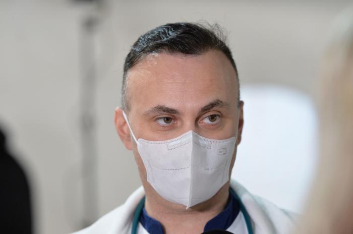 Medicul Adrian Marinescu, despre cazul lui Alexandru Arşinel
