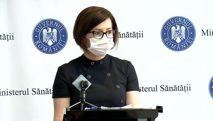 Ioana Mihăilă prezintă concluziile raportului privind raportarea deceselor COVID