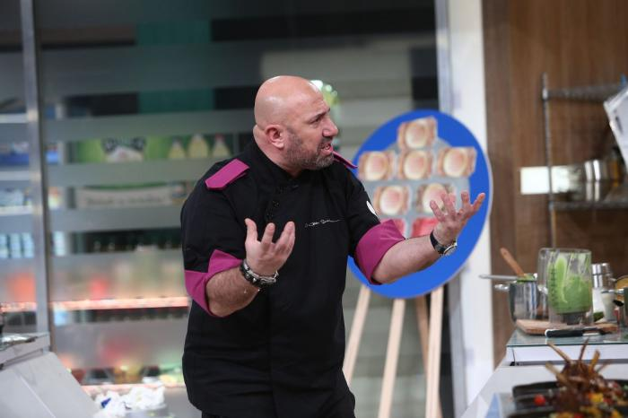 """Tensiune copleșitoare în bucătăria Chefi la cuțite: """"A fost la limita disperării"""""""