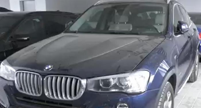 ANAF scoate la vânzare maşini confiscate. BMW de zeci de mii de euro aşteaptă să fie scos la licitaţie