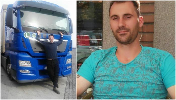 """Mama lui Mihai, şoferul de TIR ucis în Franţa, a povestit în lacrimi ultimele clipe din viaţa fiului ei: """"A început să țipe, nu a ieșit nimeni"""""""