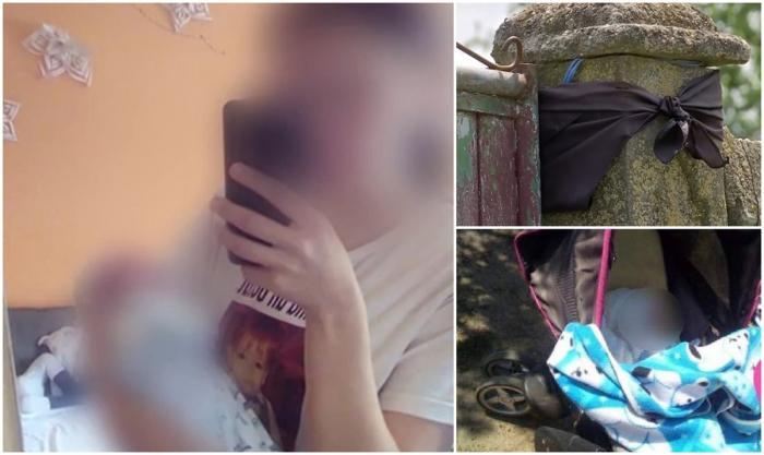 O mamă din Olt şi-a ucis în bătaie bebeluşul de 2 luni, pentru că plângea. Tânăra de 25 de ani și-a aflat sentinţa