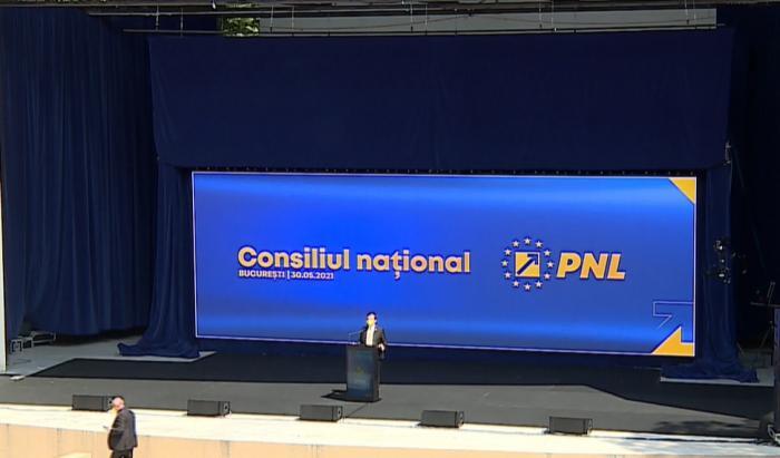 Consiliul Național al PNL a început