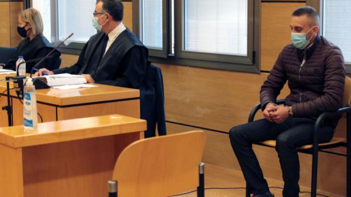 Românul care l-a ucis pe Jesús Mora, la proces
