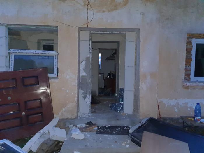 Explozie la mănăstirea Sfântu Gheorghe de lângă Tichilești, Constanța