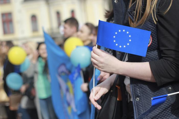 În fiecare an, la data de 9 mai, este marcată Ziua Europei