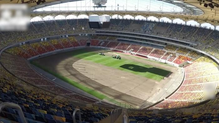 EURO 2020. Arena Naţională nu va fi ocupată nici măcar pe un sfert la primul meci de la Bucureşti