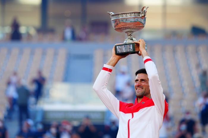 Novak Djokovici a câştigat turneul de la Roland Garros
