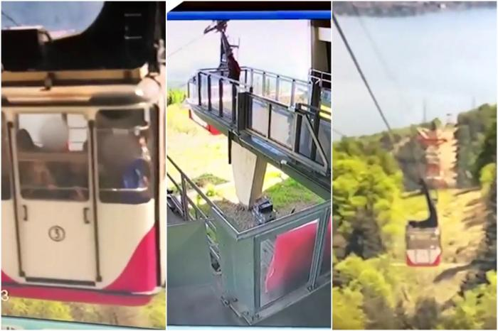 Un video cu momentul prăbușirii telecabinei din Italia a fost făcut public. Cele 14 victime mai aveau un metru și scăpau