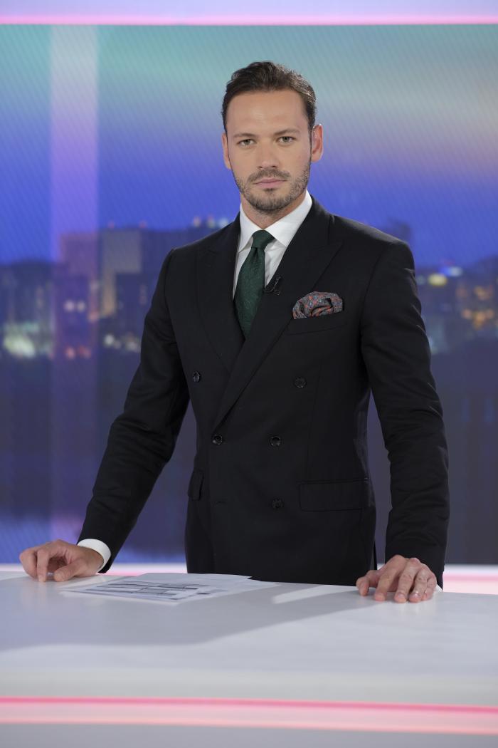 """Marius Pancu va prezenta Observatorul de Noapte, la Antena 1: """"Sunt nerăbdător să mă reîntâlnesc cu telespectatorii, în direct, din noua casă!"""""""