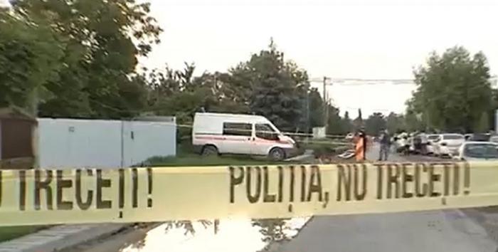 Crimă oribilă în Ilfov, la Grădiştea.Un fost poliţist şi-a omorâtsoacra, apoi şi-a pus capăt zilelor
