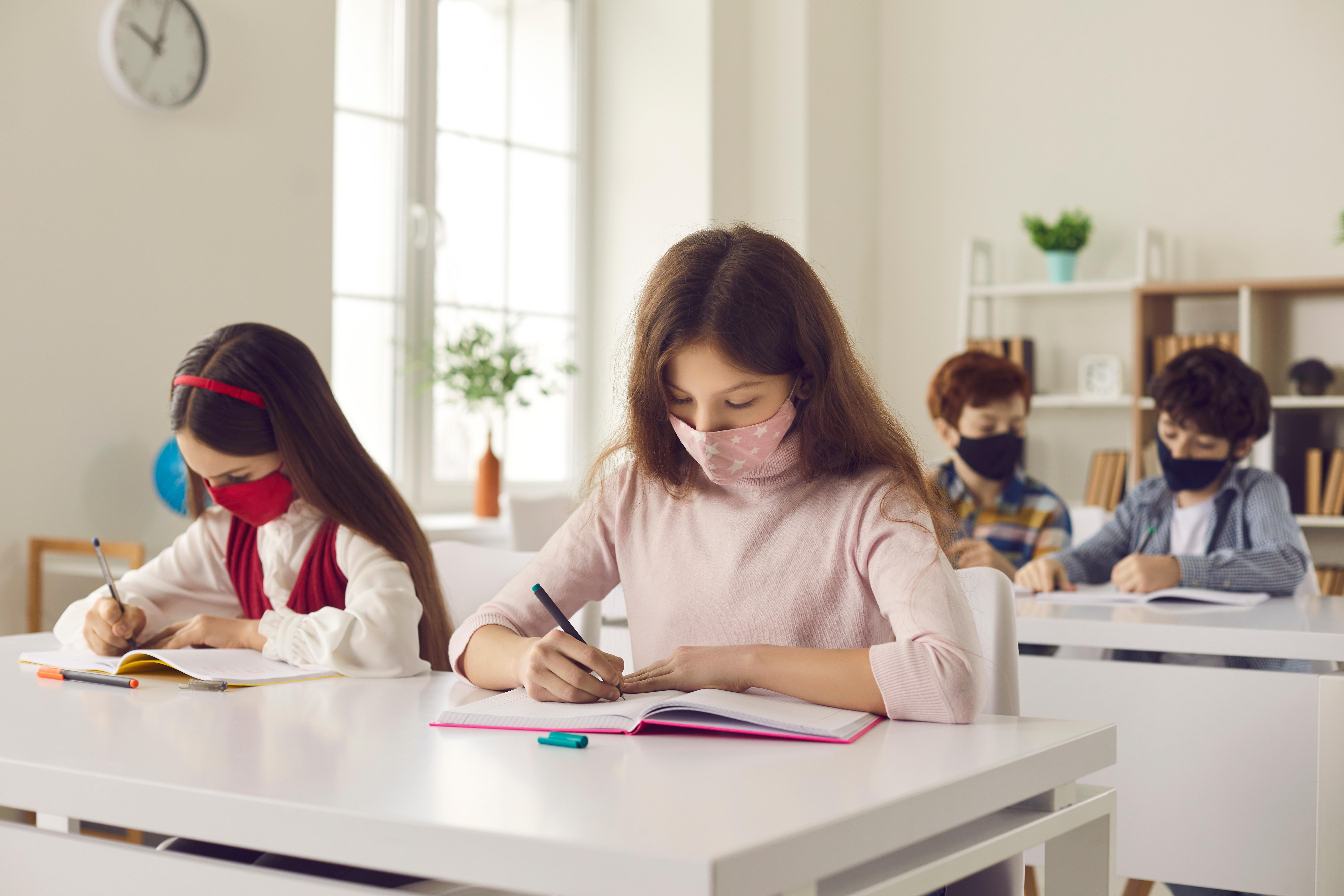Elevii susțin examenul de Evaluare Națională