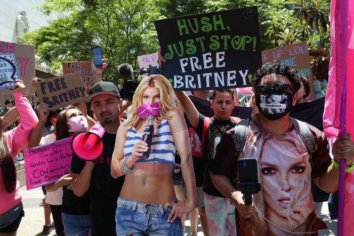 fani Britney Spears