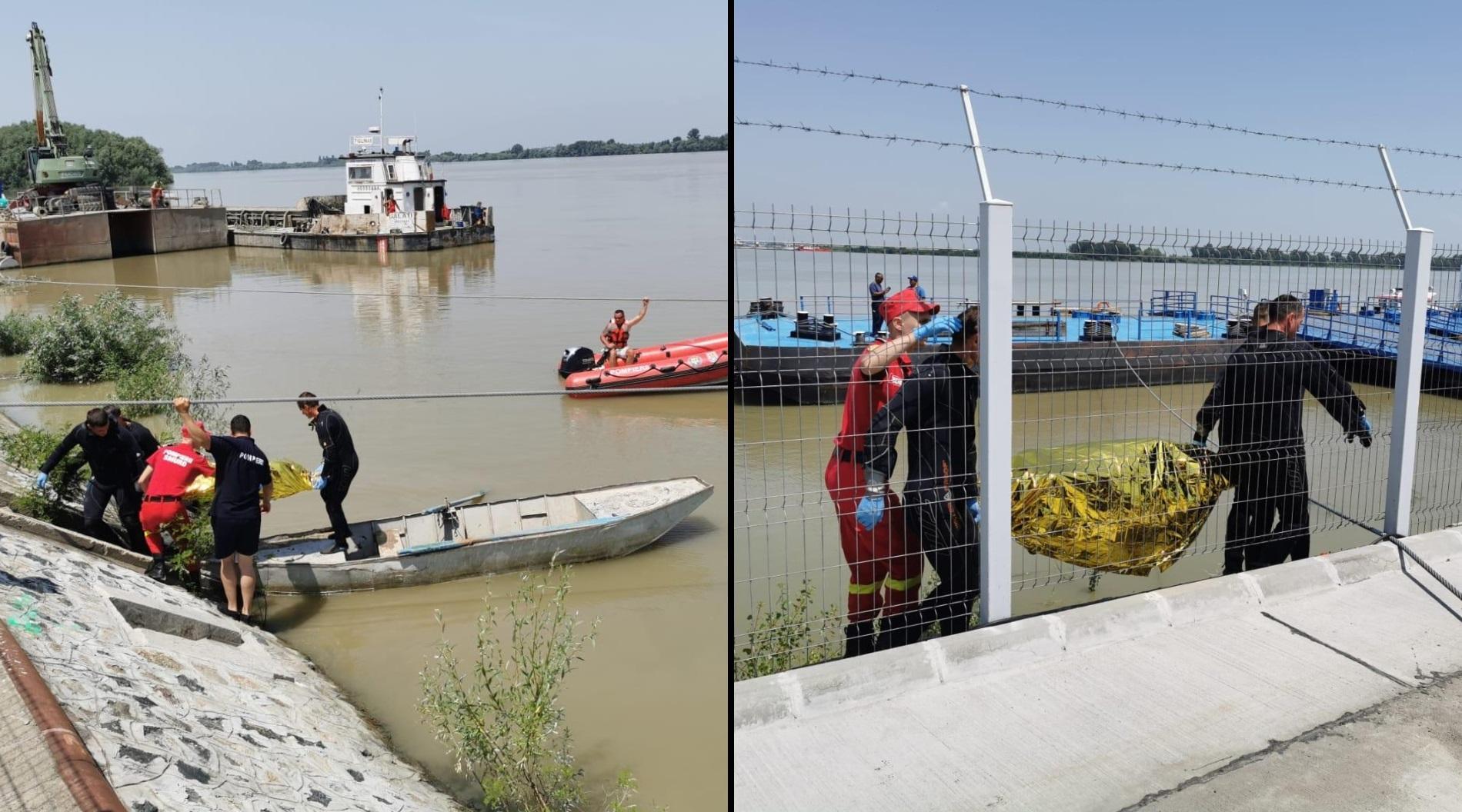fetițe înecate în Dunăre, la Isaccea