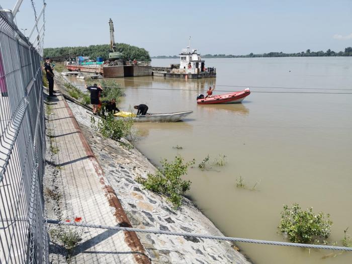 Două fetițe și-au găsit sfârșitul în Dunăre, la Isaccea