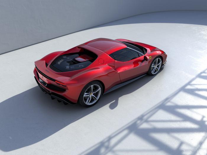 Exterior Ferrari 296 GTB