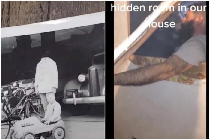 Mamă alarmată de camera secretă descoperita în casa în care s-a mutat. A găsit fotografii care au îngrozit-o