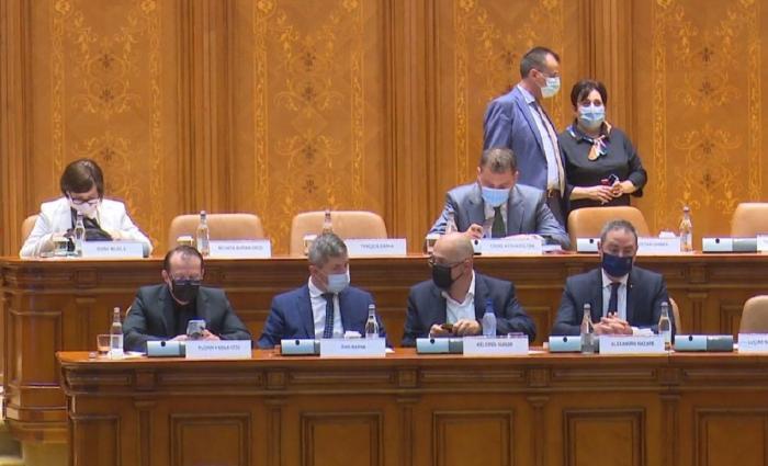 LIVE VIDEO Moţiunea de cenzură împotriva Guvernului Cîţu, dezbătută și votată azi în Parlament. Ce șanse are să treacă