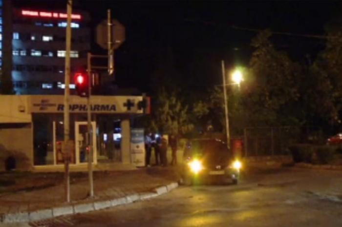 Poliţişti loviţi intenţionat de un şofer beat, la Huşi. Agenţii au fost luaţi rând pe rând pe capotă de bărbatul furios