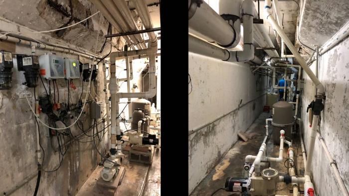 Clădirea prăbuşită în Miami se scufunda anual cu câte doi milimetri. Pozele făcute în subsol cu 2 zile înainte de tragedie