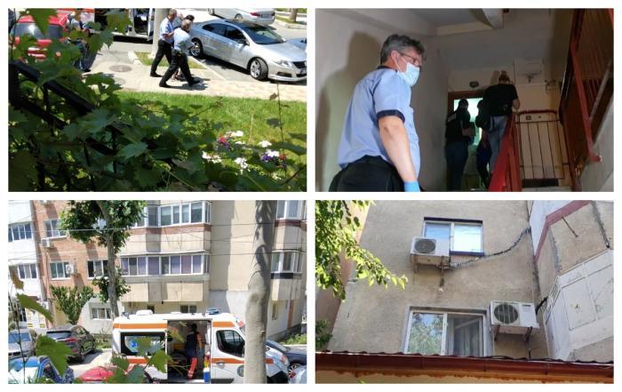 Copil de aproape doi ani, găsit în putrefacţie într-un apartament din Cernavodă