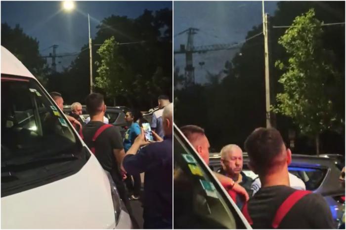 Actorul George Mihăiță, prins la volan cu alcoolemie 1,05 mg/l. A provocat un accident și a intrat într-un refugiu STB. VIDEO