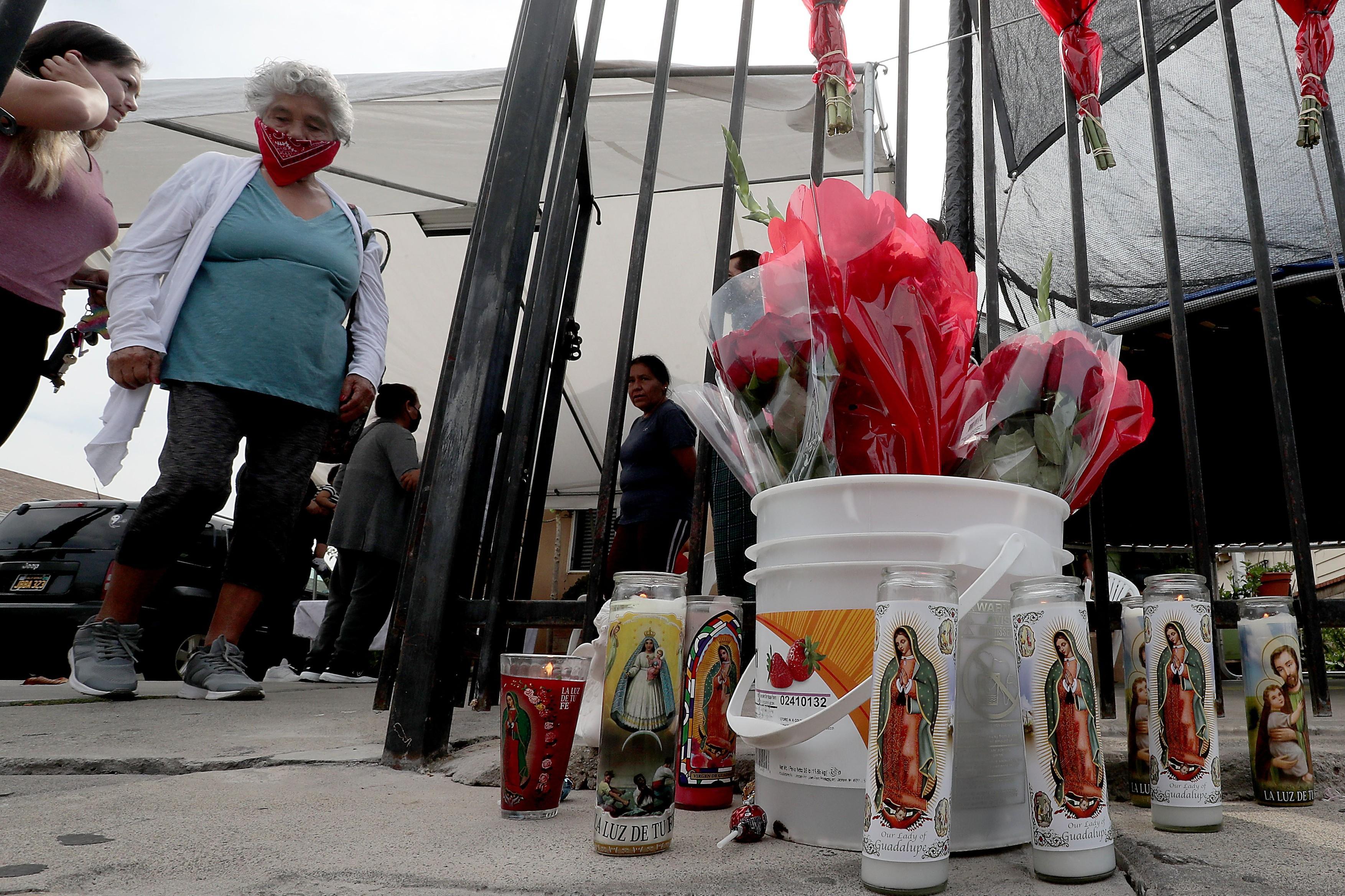 O mamă din SUA și-a ucis cei trei copii, după un presupus episod de depresie post-natală