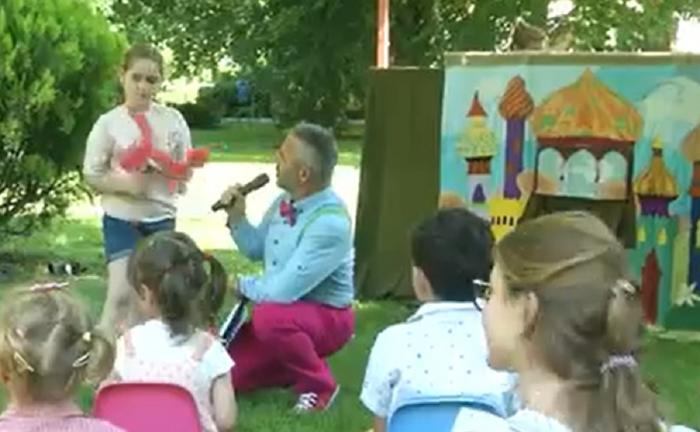 Școala de Vară FDVDR, locul ideal unde educaţia se face prin joacă. Copiii au alternative de a petrece vacanța de vară