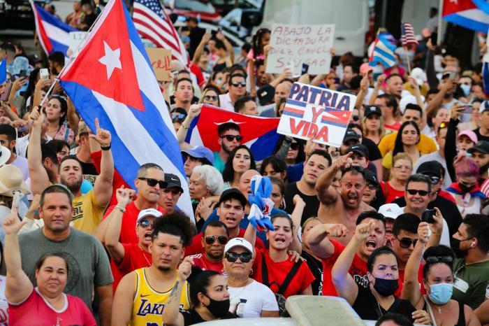 Proteste masive în Cuba, împotriva guvernului