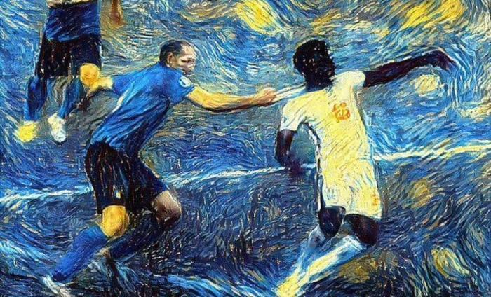Momentul din finala Euro 2020 care a produs reacţii amuzante pe site-urile de socializare
