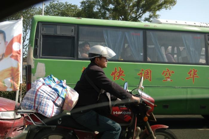 Bărbatul a străbătut peste 500.000 de kilometri cu speranţa că-şi va regăsi copilul, în China