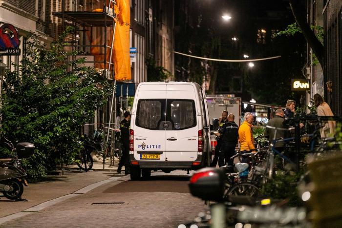 Locul în care jurnalistul a fost împușcat