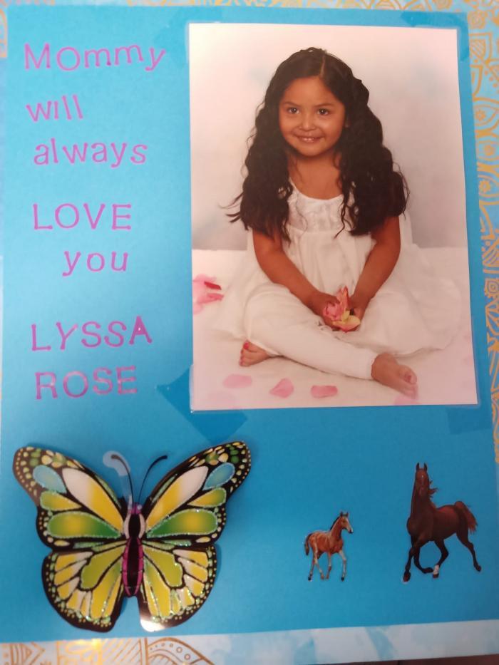 Lyssa Rose Upshaw