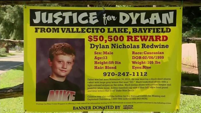 Dylan a fost dat dispărut inițial