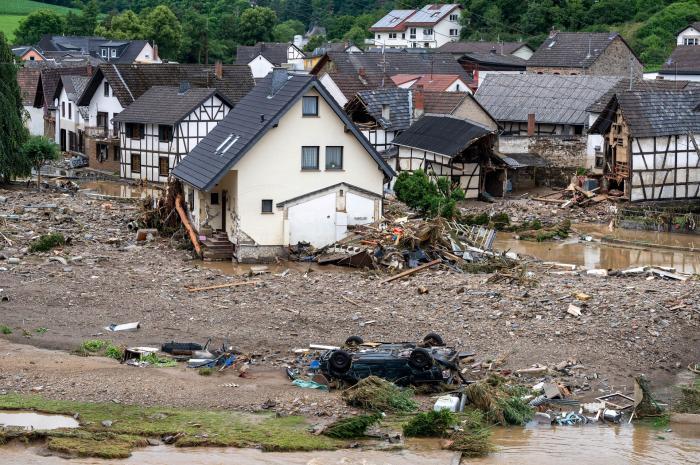 furtună Germania