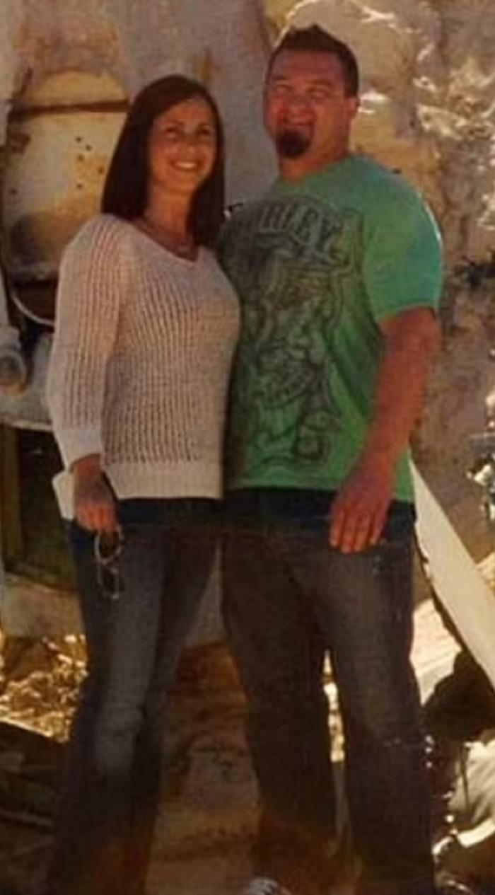 Kenneth şi Kristy Manzanares