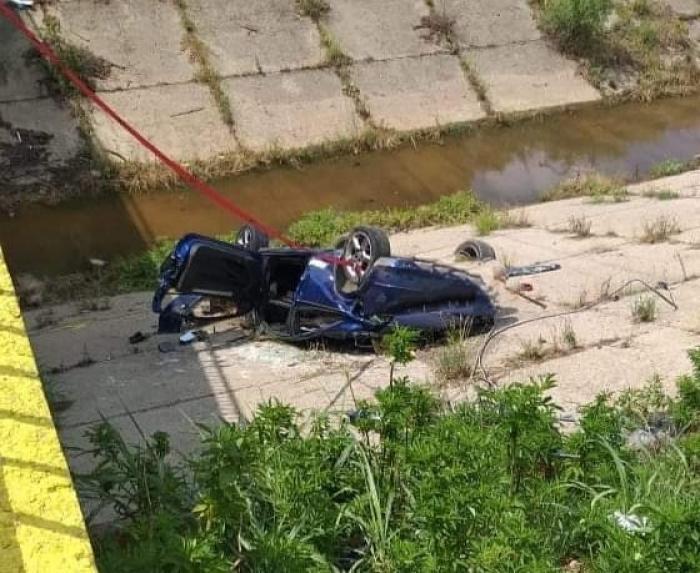 Accident grav în Olt. Un tânăr şi-a pierdut viaţa