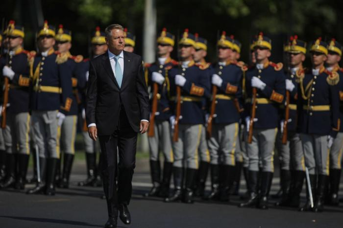 Ceremonia de retragere a Armatei României din Afganistan