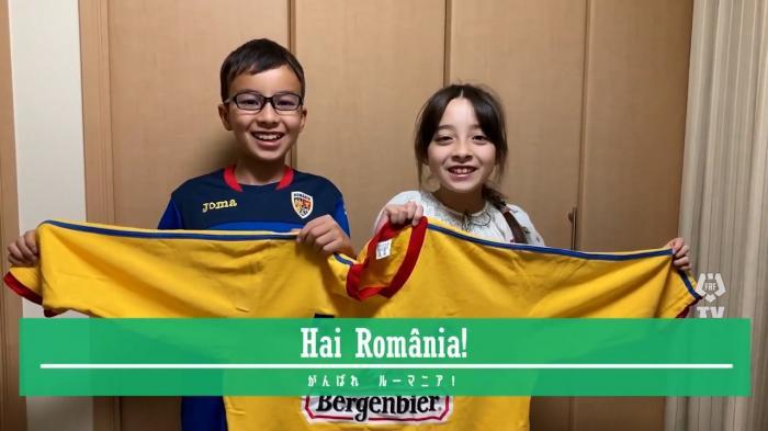 Japonezii din orașul Musashino, fani înfocați ai României la JO