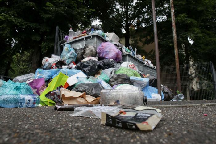 Criza gunoaielor din sectorul 1. Prefectura Capitalei și-a dat acordul pentru starea de alertă