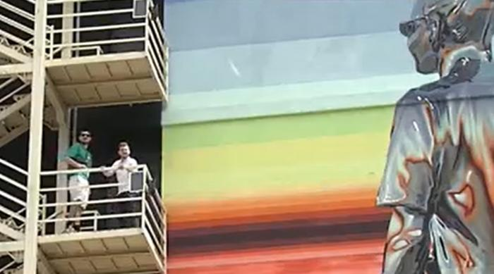 Arta stradală colorează Capitala. Clădirile gri de altădată au căpătat viață sub spray-urile artiștilor grafferi