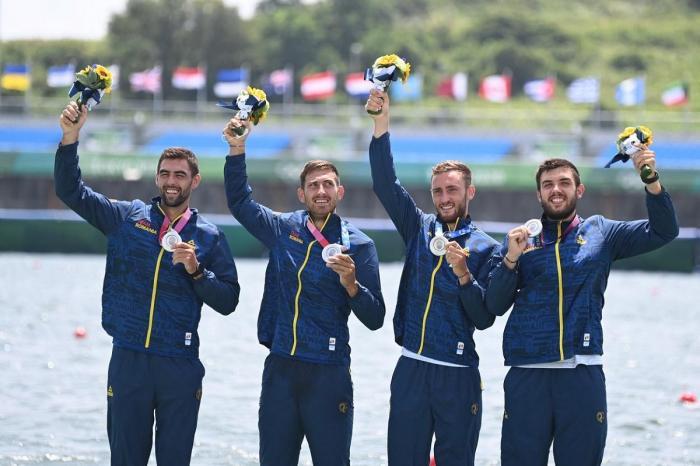 Clasamentul pe medalii la Jocurile Olimpice de la Tokyo marţi, 3 august