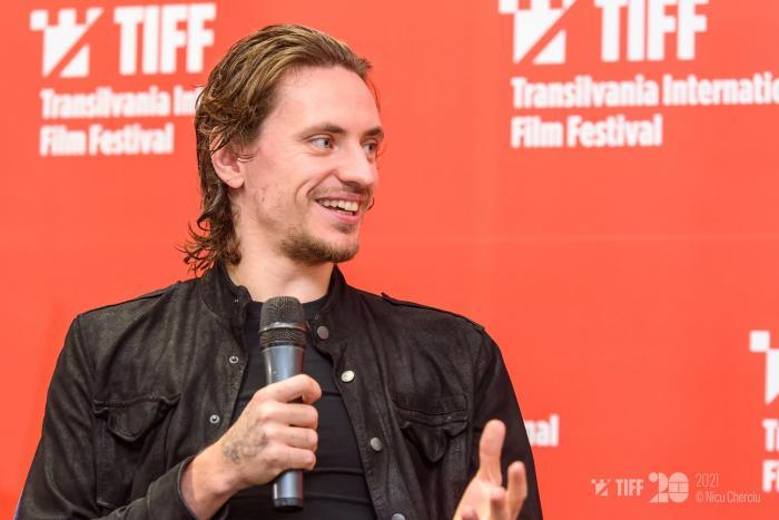 TIFF 2021. Sergei Polunin a făcut spectacol la Cluj, în faţa a 2.000 de spectatori veniţi special să+l vadă