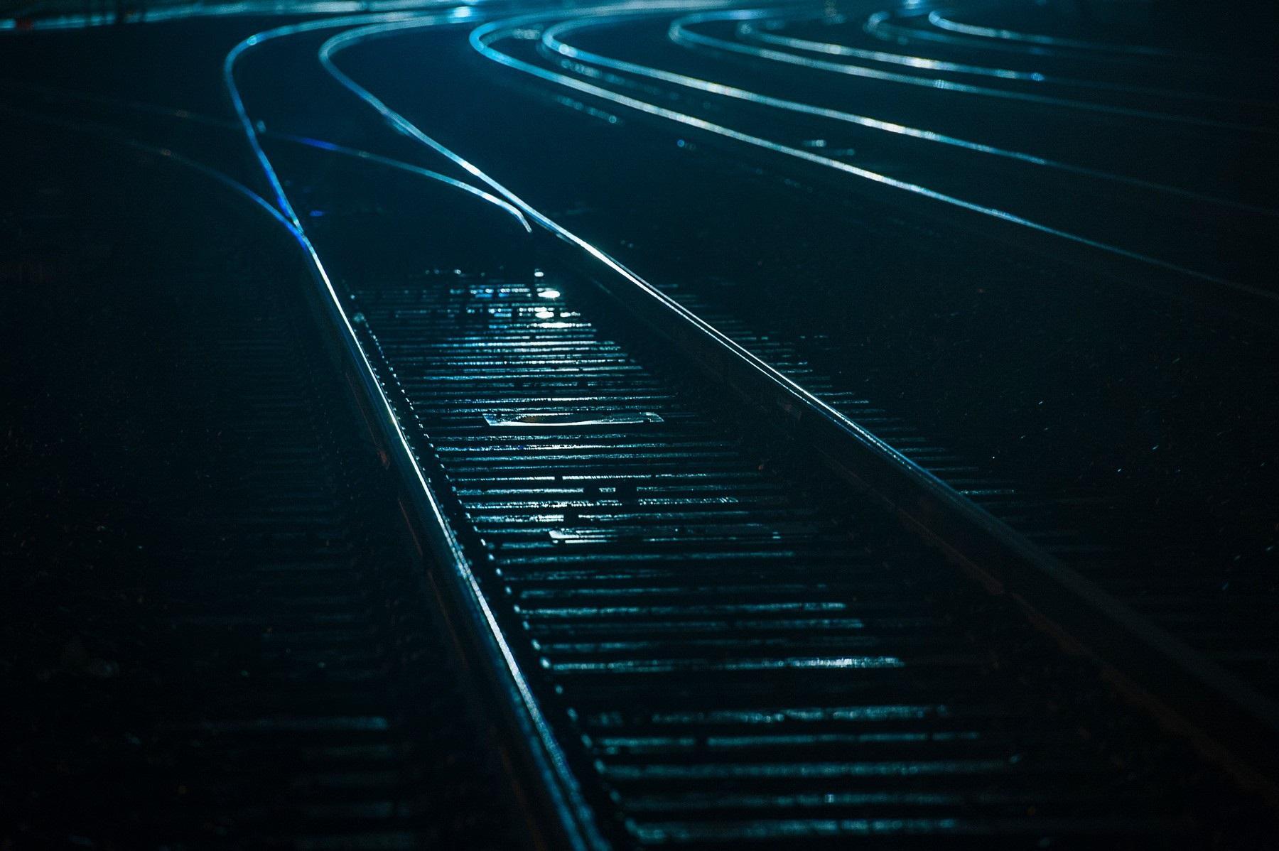 șine de tren